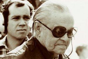 Géza Radványi. Vo svete bol vyhľadávaným režisérom a scenáristom.