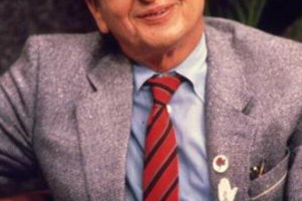 Olof Palme, bývalý švédsky premiér.