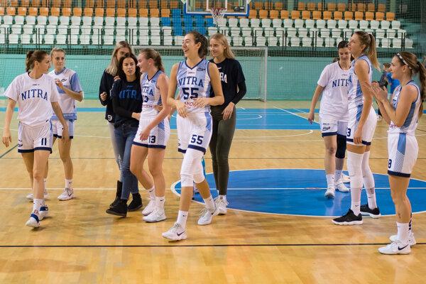 Basketbalistky BKM sú už štvrté v tabuľke.