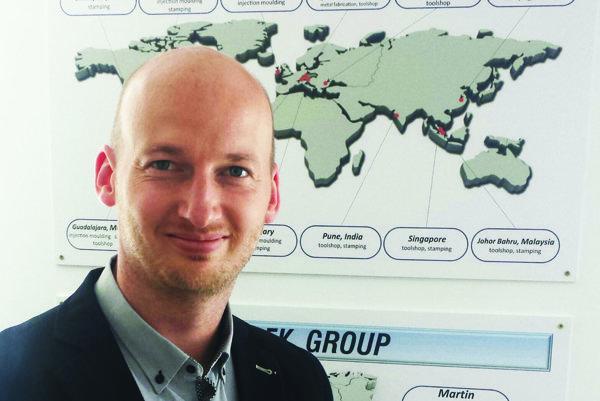 Peter Lenčeš, managing director spoločnosti Trend Rejlek, s.r.o.,