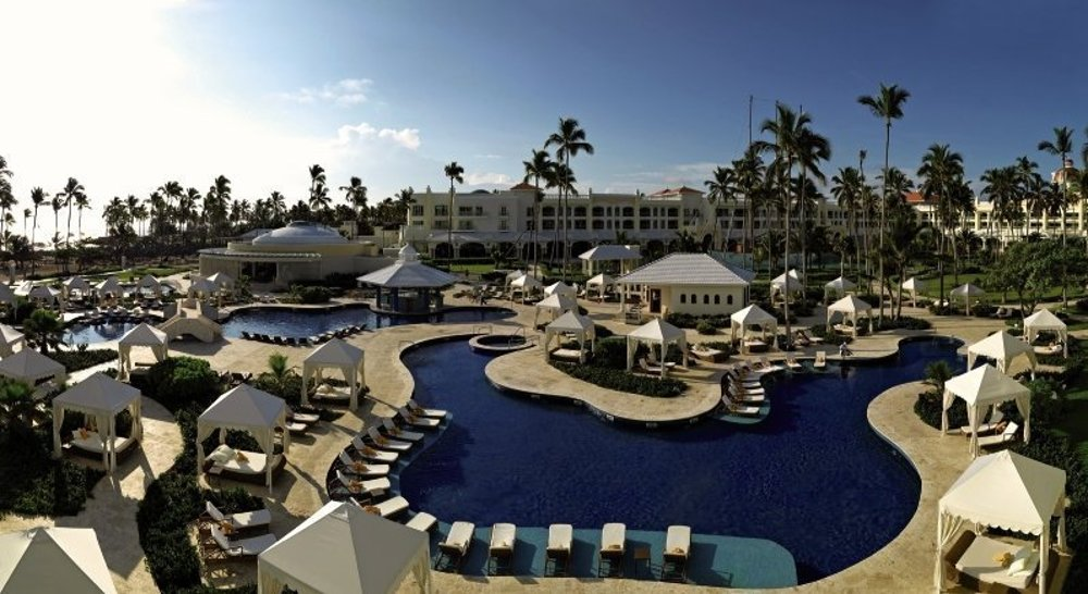Iberostar Grand Hotel Bavaro - Erwachsenenhotel 5*, Dominikánska republika