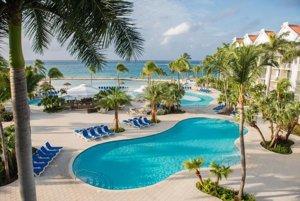 Najlepšie hotely v Karibiku.