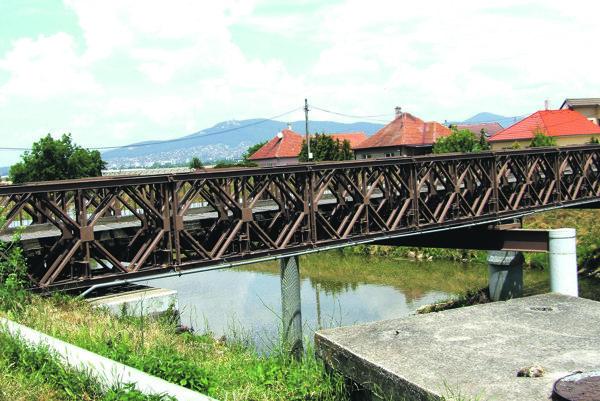 Most v Krškanoch.