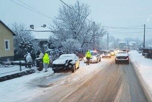 Nehoda v Belej nad Cirochou.