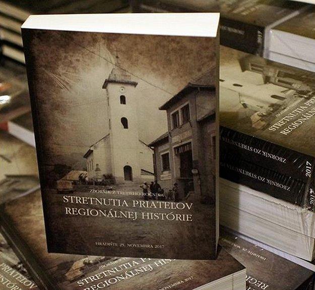 Zborník zo Stretnutia priateľov regionálnej histórie.