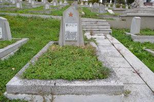 Hrob Jemeľjanova.