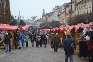Atmosféru trhov v Prešove dotvorí aj kultúra.