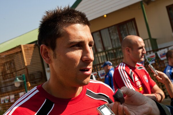 Martin Petráš začínal s futbalom v Prievidzi.