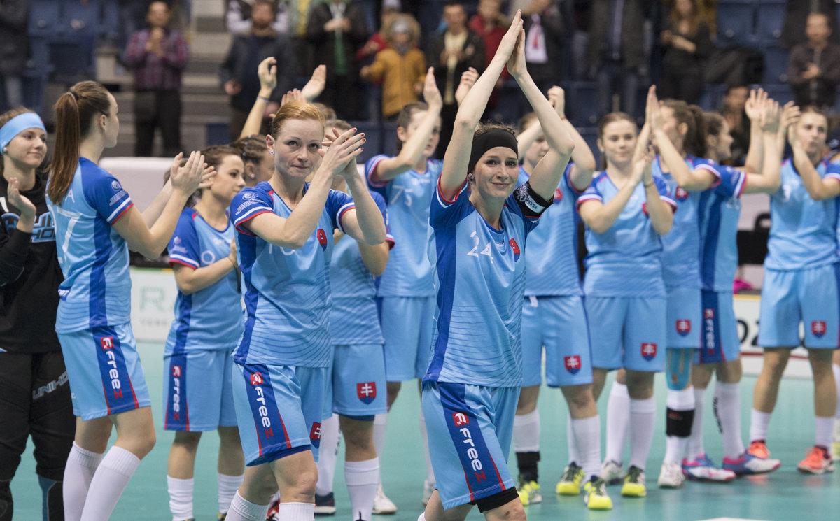 a599ee744 ONLINE: Slovensko - Fínsko 2:6 (MS florbal 2017, ženy) - Šport SME
