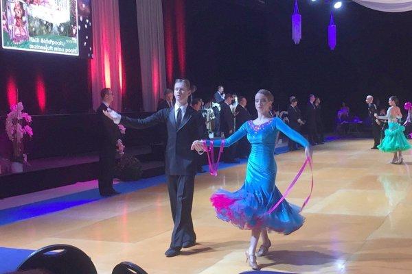 Filip a Hanka spolu tancujú päť rokov.