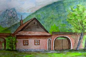 Dediny z turčianskej záhradky