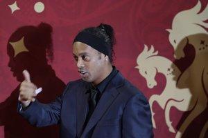 Ronaldinho mieri do politiky.