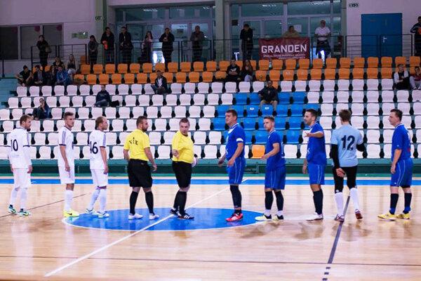 Futsalisti Nitry účinkujú v Open lige, ktorá má aktuálne už iba štyroch účastníkov.