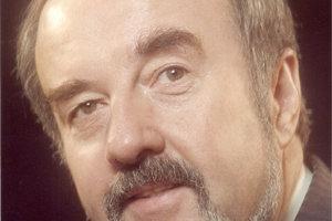 Bývalý popredný sólista Opery Slovenského národného divadla (SND) Pavol Mauréry.