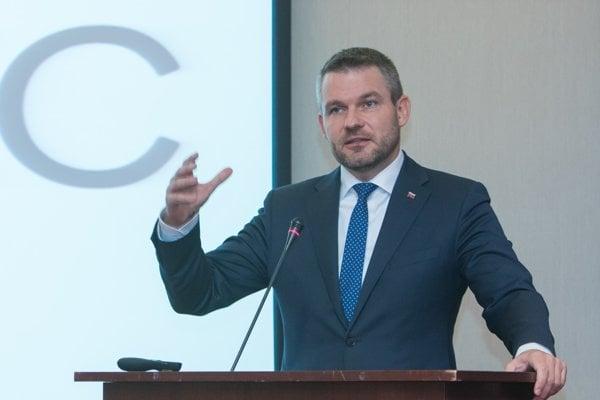 Nový premiér Peter Pellegrini