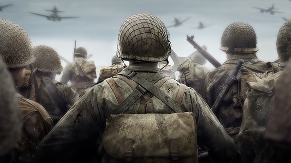 Call of Duty: WW2.