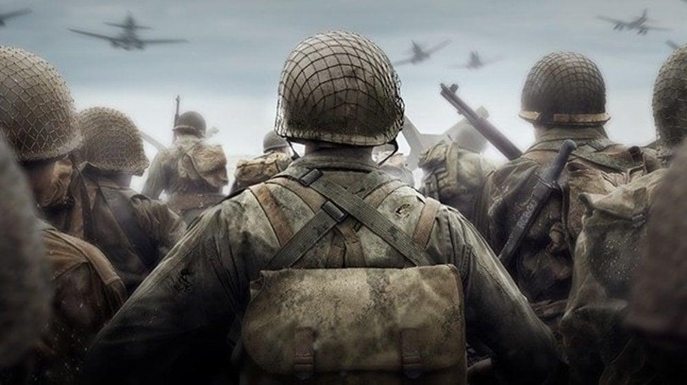Call of Duty: WW2.
