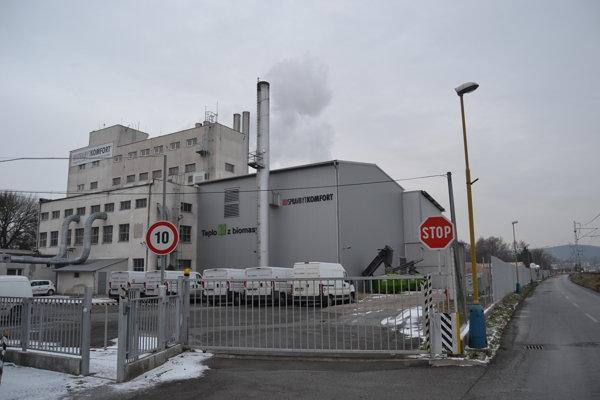 Centrálna kotolňa na Jazdeckej ulici. Najväčší poskytovateľ tepla v Prešove ho dodáva 23 tisícom odberateľov z biomasy. Má aj dve kotolne na drevnú štiepku (Sídlisko III a Sekčov).