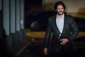 Parlament schválil volebné zákony z dielne ministra vnútra Roberta Kaliňáka (Smer-SD).
