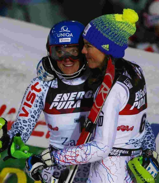 Dve z najlepších lyžiarok sveta sú duklistky.