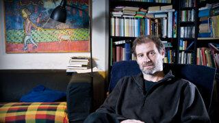 Martin M. Šimečka: Demokracia je ako záhrada, ak ju neokopávate zarastie burinou