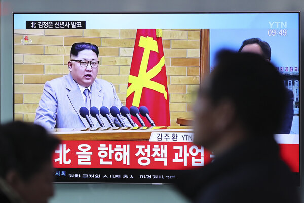 Severokórejský diktátor Kim Čong-un