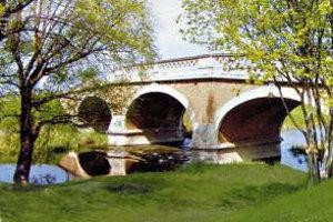 Kamenný most v Kráľovej pri Senci