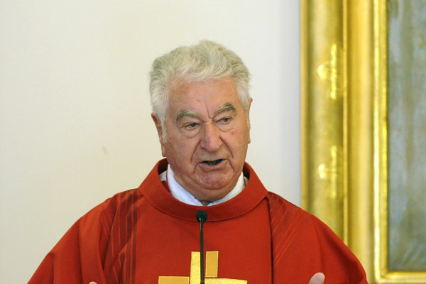 Kňaz Anton Srholec zomrel pred dvomi rokmi.