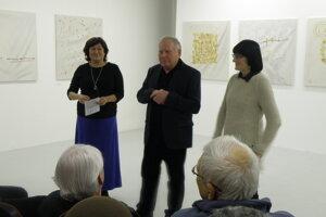 Do 14. januára trvá výstava Milana Bočkaya.