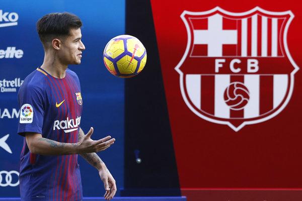 Coutinho dostáva v Barcelona čoraz menej priestoru.