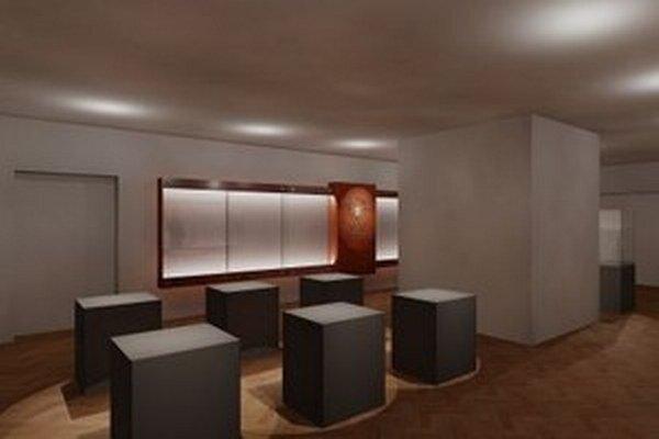 Takto by mali vyzerať interiérové priestory.