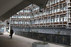 Technická univerzita vo Zvolene. Ilustračné foto.