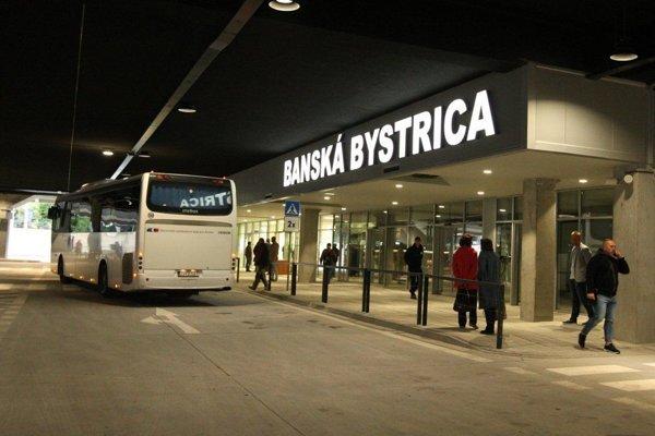 Nová autobusová stanica. Čakali sme na ňu viac ako 30 rokov.