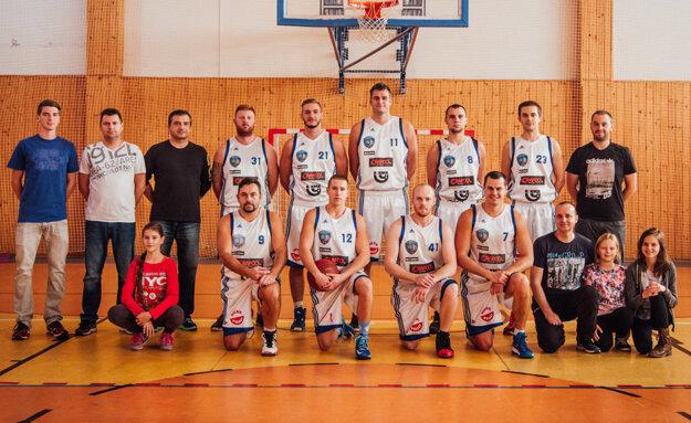 Basketbalisti MŠK BO Holíč sa stali víťazmi 2. ligy.