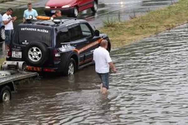Banská Bystrica povodne priťahuje. Tá z roku 2010 prišla po prívalových dažďoch