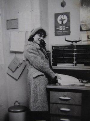 manželka Ivana Pasternáka, lekáreň Alžbetka, 1972