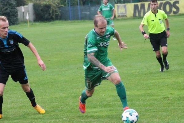 Lukáš Janič sa stal najúspešnejším futbalistom VsFZ v tohoročnej ankete.