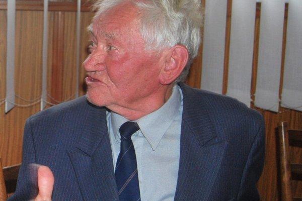 Zomrel aj František Žovinec