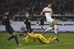 Stuttgart zdolal Herthu 1:0.