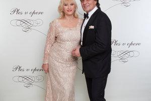 Jozef Vajda s manželkou Júliou
