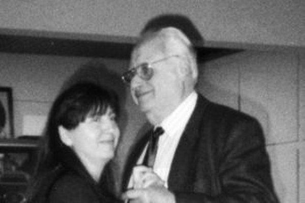 Elena a Adolph, mecenáši breznianskej kultúry.