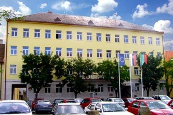 Mestský úrad v Pezinku