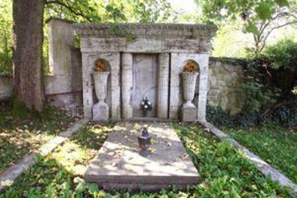 Hrobka architektovej rodiny