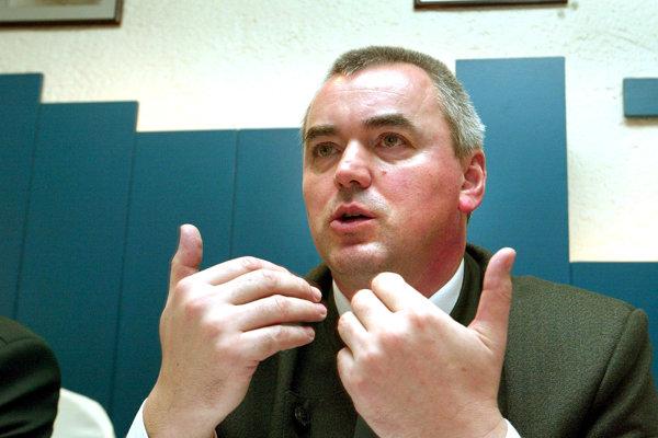 Bývalý šéf štátnych lesov Jozef Minďáš.