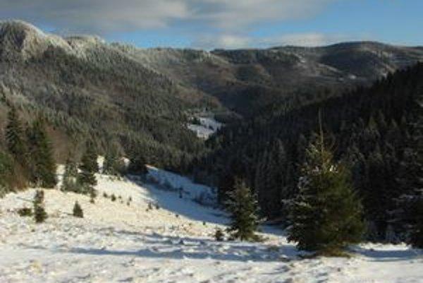 Národný park Muránska planina.