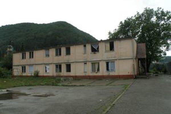Zákaz prevádzky v Kotve spôsobil havarijný stav kanalizácie.