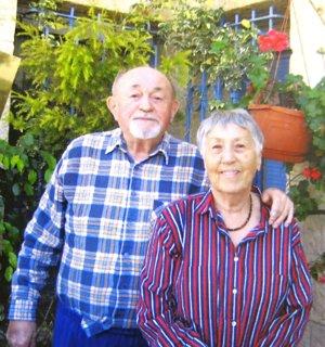 Ruth a Josef Mittelmannovci.