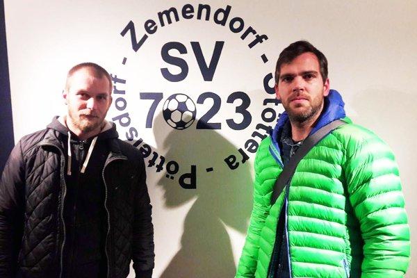 Matej Porubský a Peter Kostoláni majú nový klub.