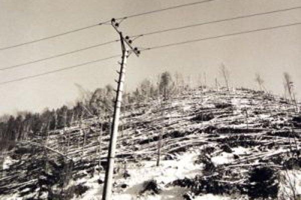 Fúkať má hlavne na hrebeňoch Nízkych Tatier