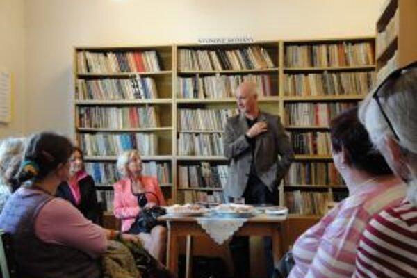 Jozef Banáš je rád, že jeho knihy vyvolávajú polemiku